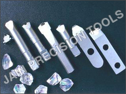 Chisel Type Diamond Dressers